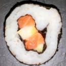 Maki Saumon pomme